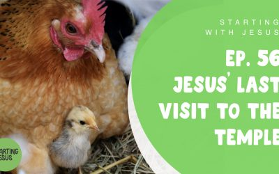 Sabbath School Episode 56 – Jesus' Last Visit to the Temple