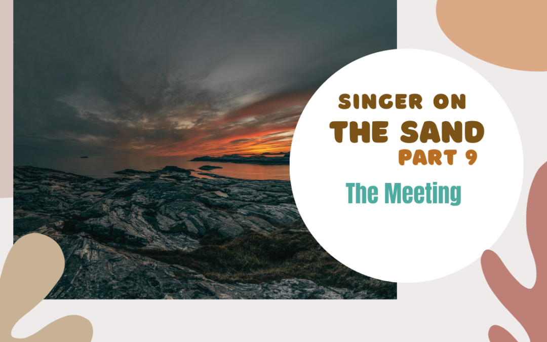 Singer on the Sand | Part 9 – The Meeting